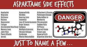 antioxidants aspartame