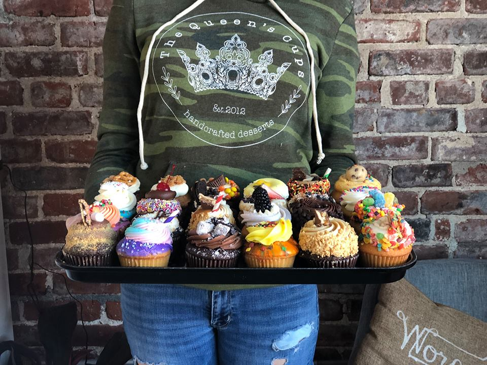 Read more about the article Discover Pupcakes . . . Where Dog Treats and Cupcakes Meet at The Queen's Cups