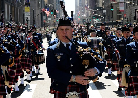 Places Around the World: 10 of the Unlikeliest St. Patrick's Day Events