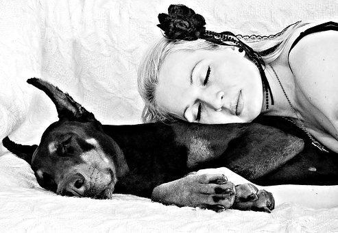 Women Prefer to Sleep With Their Dogs: Find Out Why