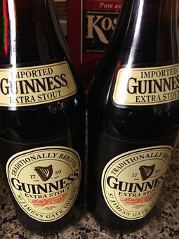 st. patrick's day drinking guiness