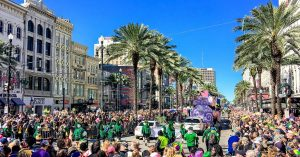 The Brand-New Mardi Gras Twist for 2019