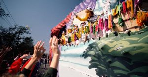 The Second Line Parade – The Cultural Exuberance of New Orleans Going Wide