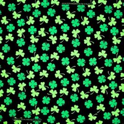 st. patrick's day wearing green